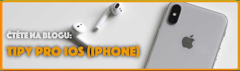 Tipy pro iOS (iPhone)